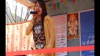 Live Lok Dohori by Shreedevi Devkota at Sindhuli 2015   Nepali Song