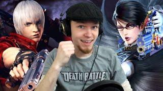 Let's Watch DEATH BATTLE | Dante VS Bayonetta