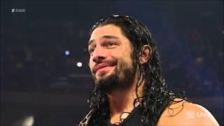 Paige I Roman Reigns  - Jealous