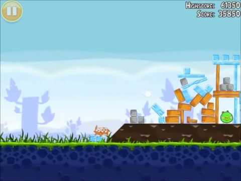 Xxx Mp4 Official Angry Birds Walkthrough Poached Eggs 1 21 3gp Sex