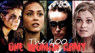 The 100 Girls │ One Woman Army
