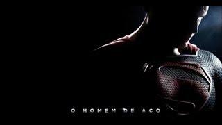 Superman - O Homem de Aço - Trailer 2 - HD Dublado (Brasil - Julho de 2013)