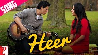 Heer Song | Jab Tak Hai Jaan | Shah Rukh Khan | Katrina Kaif | A. R. Rahman
