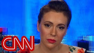 Alyssa Milano: I could feel Kavanaugh