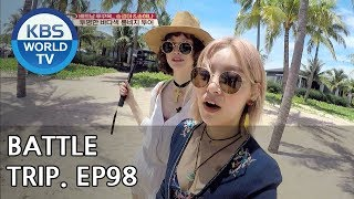 Battle Trip | 배틀트립 – Ep.98: Kyunga X Haena