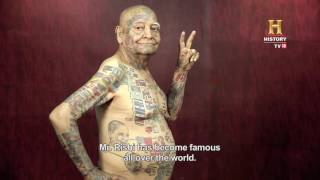 Tattoo Man of India - Man Who Made 25 World Records - OMG! Yeh Mera India