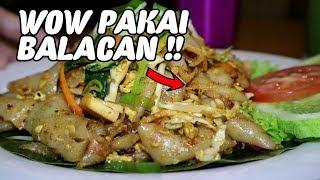 CHAR KWE TEOW PAKAI BALACAN PALING ENAK !! HALAL
