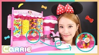 凱利的Mini Candy Shop迷你糖果玩具遊戲    凱利和玩具朋友們 CarrieAndToys
