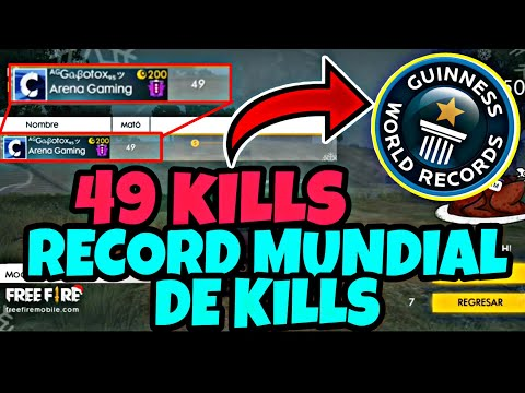 Xxx Mp4 RECORD MUNDIAL WORLD RECORD DE FREE FIRE CON 49 KILL ¡SUPER EPICO 3gp Sex