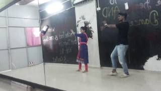 Madhuri Dixit Song Badi Muskil DANCE CHOREOGRAPHY| lajja Movie|