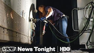 Meet The Truck-Driving Mom In A Business With Hardly Any Women (HBO)