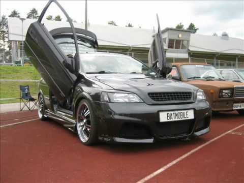 Opel Astra G Tuning AKA Batmobile