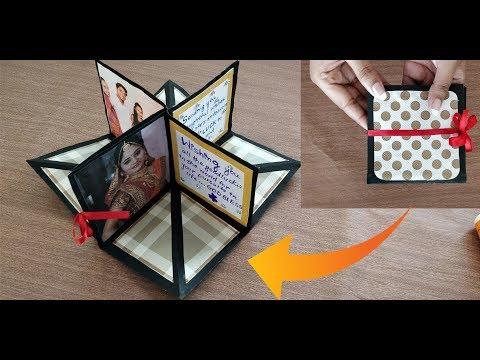 Xxx Mp4 DIY Square Circular Pop Up Greeting Card Crafts Villa 3gp Sex
