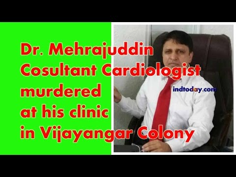 Xxx Mp4 Dr Mehrajuddin Finished Off At His Clinic In Hyderabad 3gp Sex