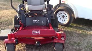 Toro 74891 Titan MX4800 Enclosed Echo Package Deal Review