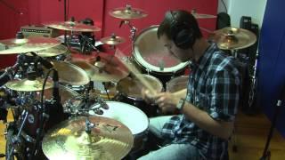 Rhythms of Grace (Live) - Hillsong United (Drum Cover)
