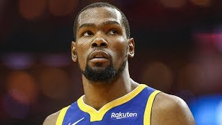 Kevin Durant Likely Misses Start of NBA Finals 2019!