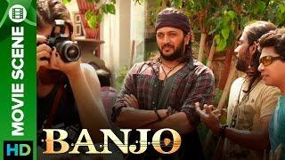 Banjo unseen scenes