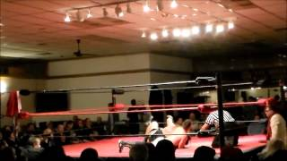 WWE Superstar Rhino's 20th anniversary match