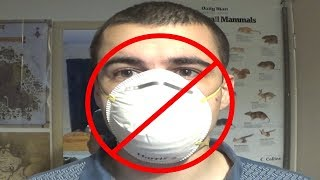 Surgical masks will NOT protect you