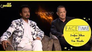 Tom Hanks + Irrfan Interview | Anupama Chopra | Face Time