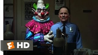 Killer Klowns from Outer Space (6/11) Movie CLIP - Human Puppet (1988) HD