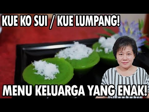 Resep : Kue KoSuiKue Lumpang