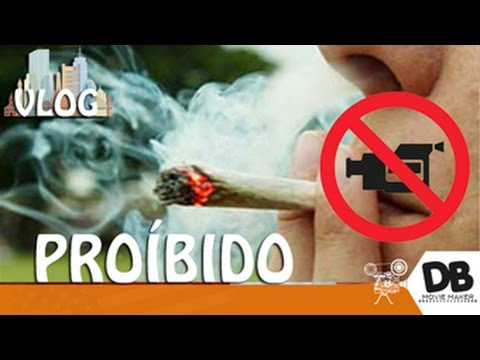 É proíbido filmar, mas pode fumar - Db In The USA #512