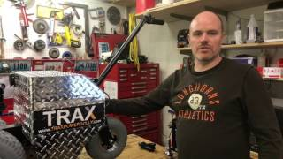 TX6000 Trailer Dolly By -  Trax Power Dolly Systems Inc.