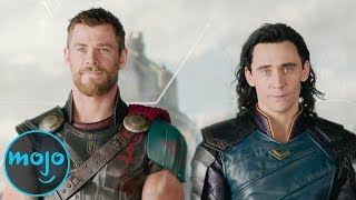 Top 10 Hilarious Moments in the Marvel Cinematic Universe