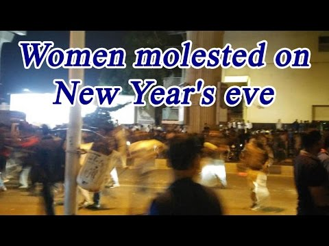 Bengaluru women molested on MG Road during New Year celebrations | Oneindia News