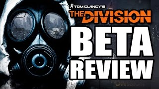 Tom Clancy's The Division Beta - An Honest Review - With Multiplayer Gameplay (PS4 Xbox One PC)