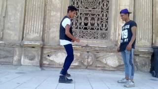 رقص دق على مهرجان صف واحد