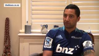 Benji Marshall joins the Blues - interview 1 of 3