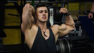 Aesthetic High Volume Shoulder Workout Teen Bodybuilding