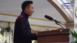 PESPARANI 2018 : Lomba Mazmur Kategori Remaja - Kab. Ngada (Oba Bha'i))