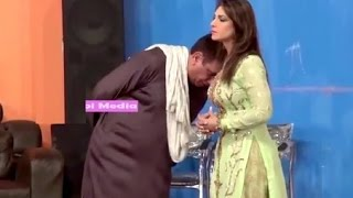 DANCING DOLL MAHNOOR, NASIR CHINYOTI AND GULFAM BEST EVER COMEDY STAGE DRAMA 2016