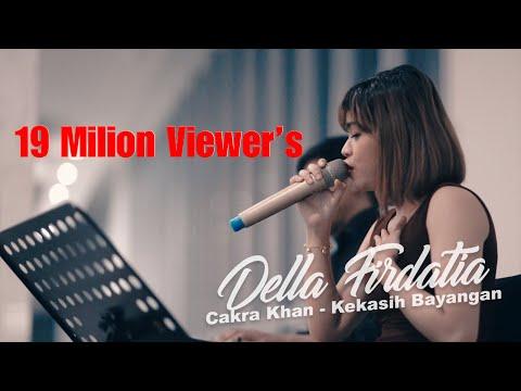 Cakra Khan - Kekasih Bayangan | Live Covered by Della Firdatia feat. Riza