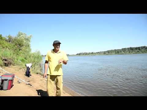 рыбалка на речке в проводку видео