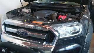 Ford ranger diésel 2017, la máquina más mala