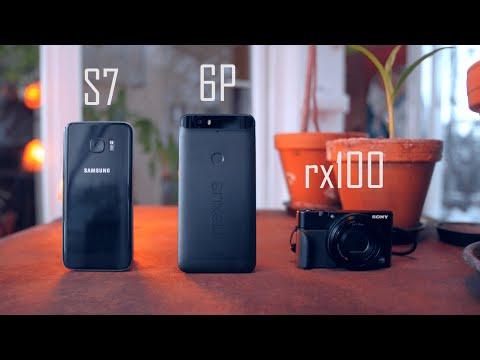 Camera Comparison: Galaxy S7 vs Nexus 6p vs Sony rx100