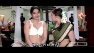 Simhadri Movie || Funny Love Scene Between Ankita & Jr NTR || Bhoomika