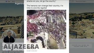 Iran protests: Social media blocked, fake news thrives 🇮🇷