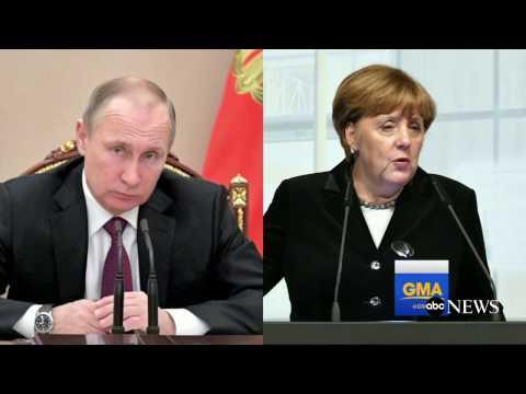 Trump NATO Comments Spark International Backlash