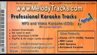 Coffee houser sei addata - Bangla KarAoke - www.MelodyTracks.com
