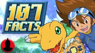 107 Digimon Facts You Should Know! (Tooned Up #285) Digimon Anime Facts! | ChannelFrederator