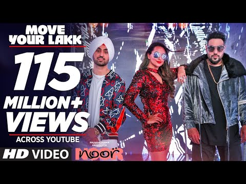 Xxx Mp4 Move Your Lakk Video Song Noor Sonakshi Sinha Diljit Dosanjh Badshah T Series 3gp Sex