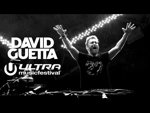 David Guetta Miami Ultra Music Festival 2018