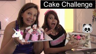 CAKE CHALLENGE - Desafio do Bolo sem disperdício ! Rebeca Costa Silva