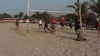 Beachvolleybal Gambia